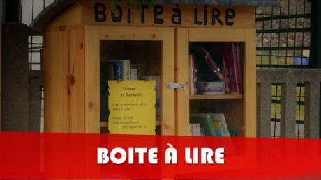 ACTU boite a lire