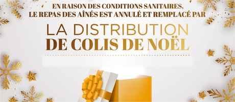 distrubution colis noel