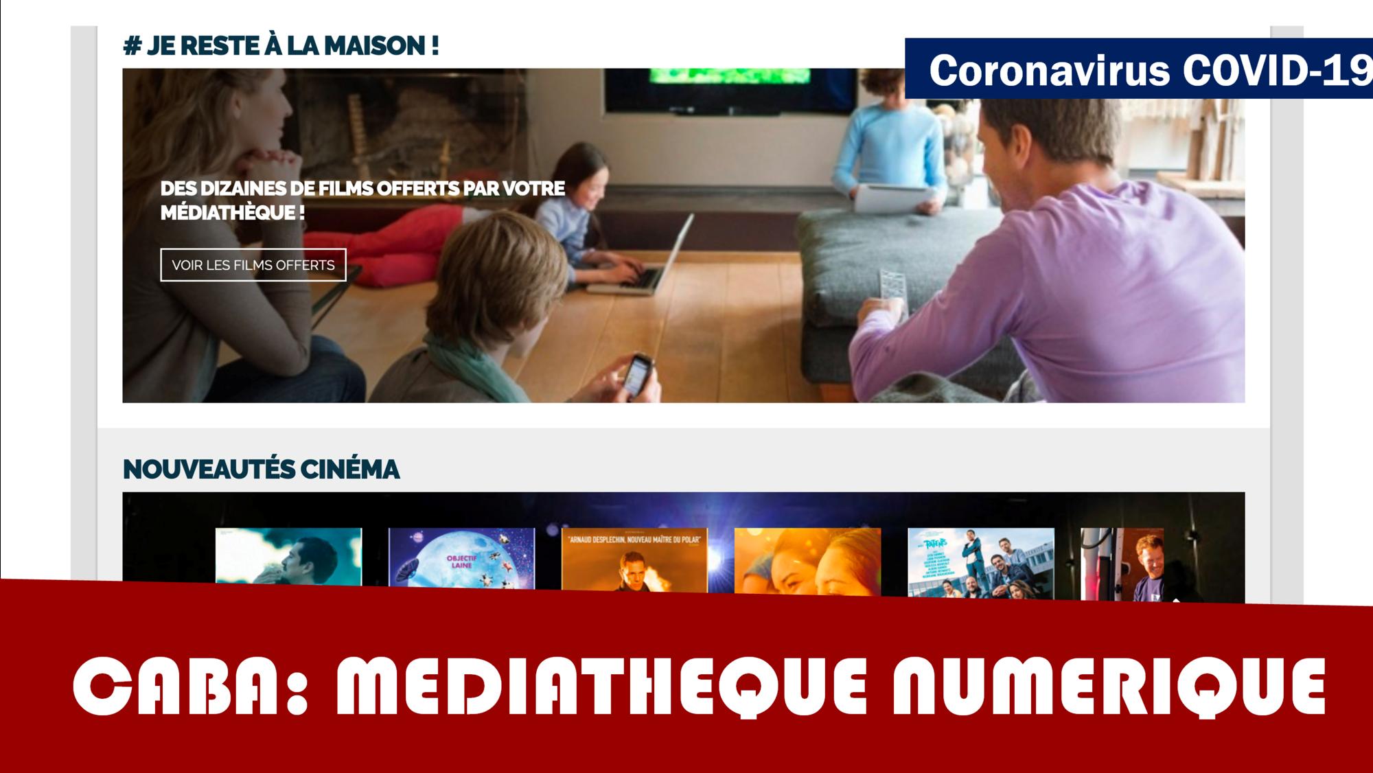 ACTU mediatheque