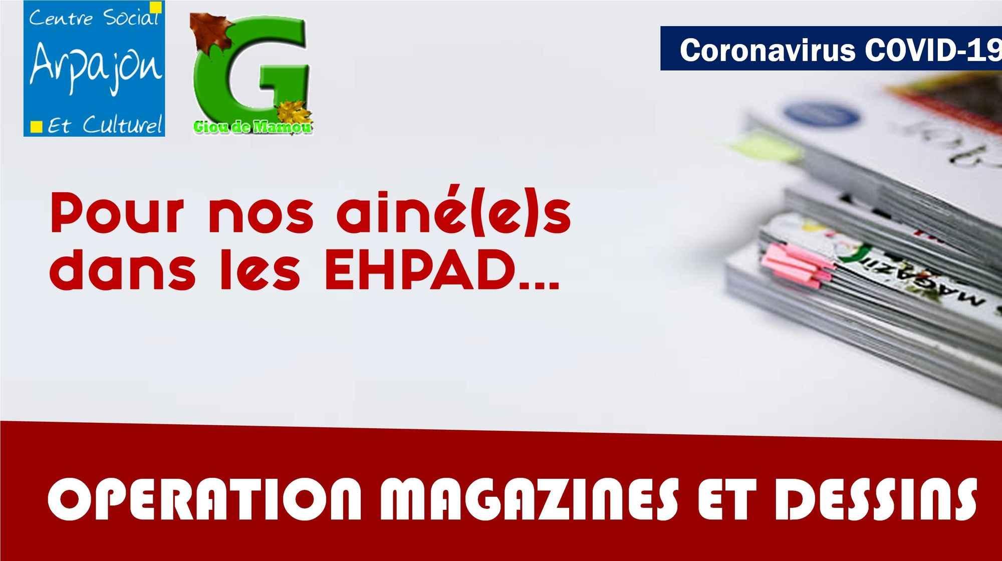ACTU magazines et dessins